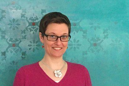 Nadine Patrowski Assistenz im Frauenwerk Lübeck - Copyright: Silke Meyer